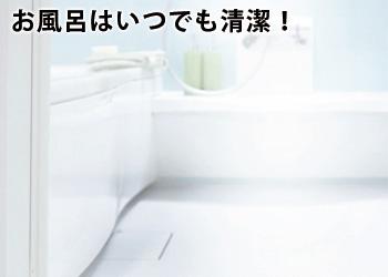 【アイデア雑貨】バイオ お風呂の排水口きれい コジット