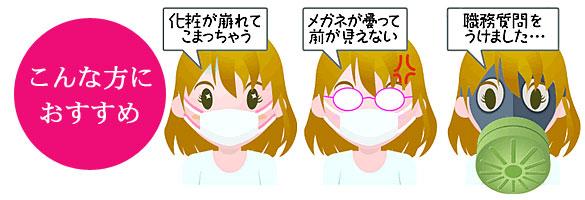 【アイデア雑貨】ノーズマスククピット2