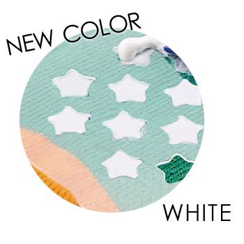 【アイデア雑貨】すべるのきらい 白タイプ