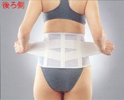 【アイデア商品】腰椎コルセット ソフトタイプ