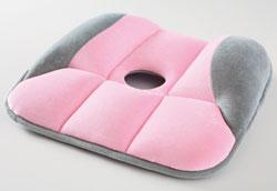 【アイデア商品】らくちん美尻クッション ピンク