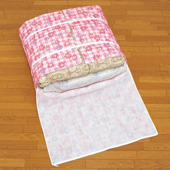 【アイデア商品】羽毛布団収納袋