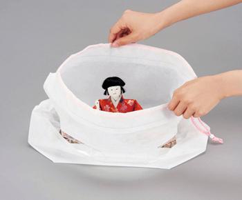 【アイデア雑貨】ひな人形収納パック