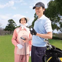 イラスト・メッセージ入りゴルフボール